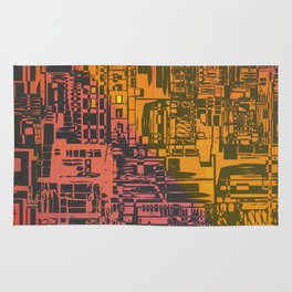 Where Are YOU / Density Series Rug