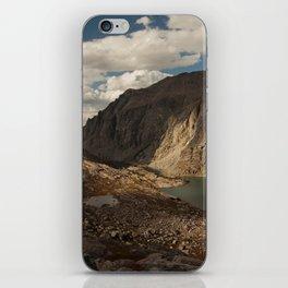 Alpine Lake in the Wind River Range of Wyoming iPhone Skin