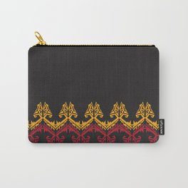 PAHLAWAN IKAT Carry-All Pouch