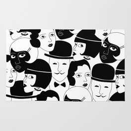 20s Glam Rug