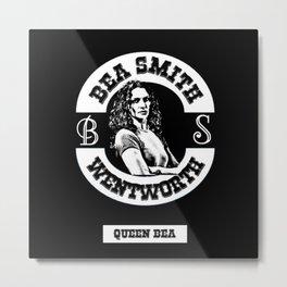 Bea Smith Metal Print