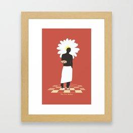 The Pie Maker Framed Art Print