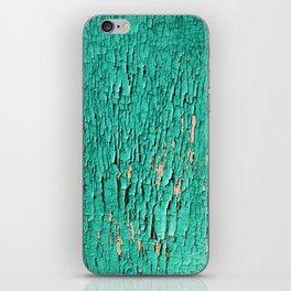 Shedding Green iPhone Skin
