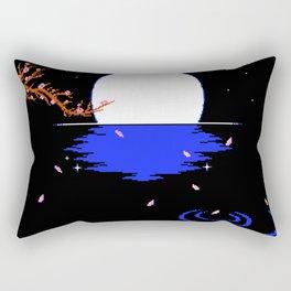 Teardrops Rectangular Pillow