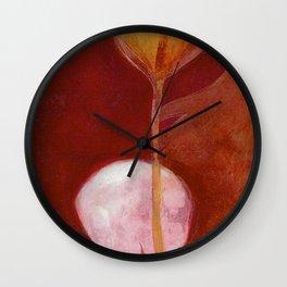 Gotu Kola Wall Clock