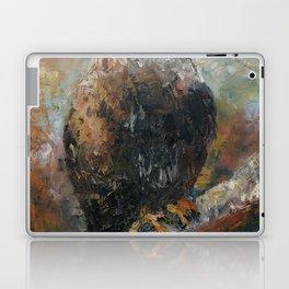 Bald Eagle on Birch Laptop & iPad Skin