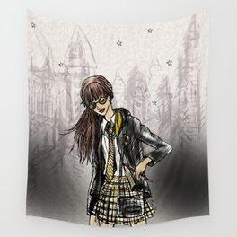 Hogwarts Dreams - Hufflepuff Wall Tapestry