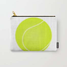 Tennis Ball Icon Carry-All Pouch
