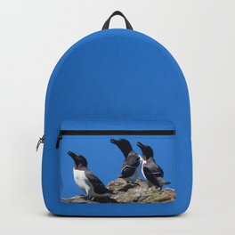 Ninjas in feathers Backpack