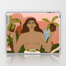 Crazy Plant Lady II Laptop & iPad Skin
