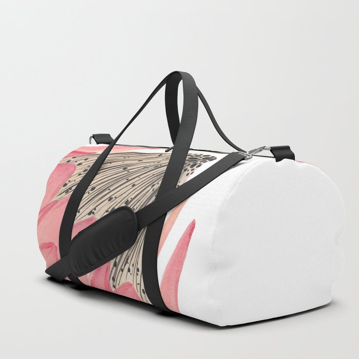 Protea Stripes Duffle Bag