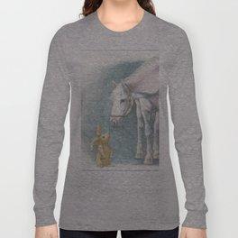 Velveteen Rabbit Long Sleeve T-shirt