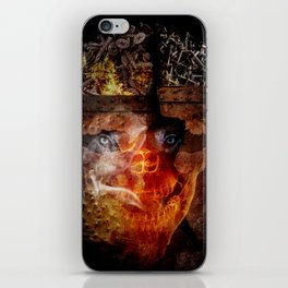 """Steve Bannon: """"Darkness is good. Dick Cheney. Darth Vader. Satan. That's power."""" iPhone Skin"""