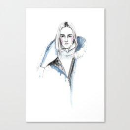 Sacai Canvas Print