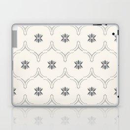 WILDFLOWER JASMIN GREY Laptop & iPad Skin