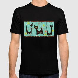 Atomic Cats T-shirt