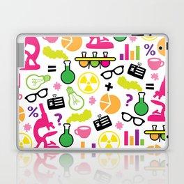 Neon Scientist Laptop & iPad Skin