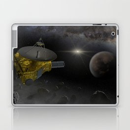 New Horizons space probe fly into Kuiper belt Laptop & iPad Skin