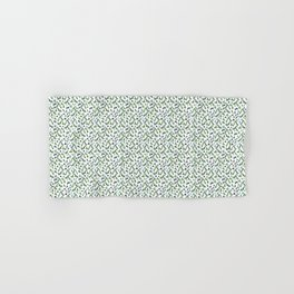 Abstract Watercolor Forest Hand & Bath Towel