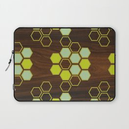 Hex in Green Laptop Sleeve