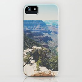 the Grand Canyon ... iPhone Case