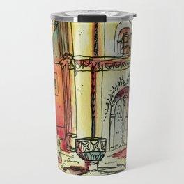 Templo San Francisco Travel Mug