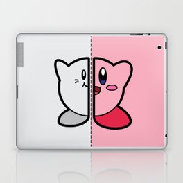 Old & New Kirby Laptop & iPad Skin
