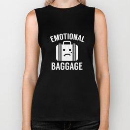 Emotional Baggage Biker Tank