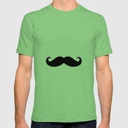 He Moustache T-shirt