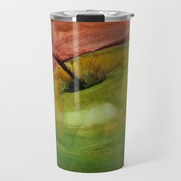 Fresh Green Apple Travel Mug