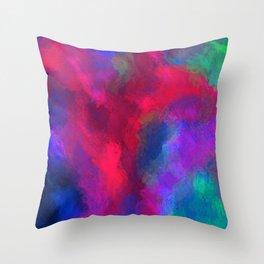 Colour Splash !  Throw Pillow