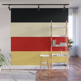 Four Colors Wall Mural