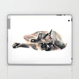 Siamese will cut you. Laptop & iPad Skin