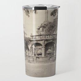 Vintage poster - Liege Travel Mug