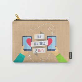 All you need is...) Carry-All Pouch