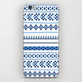 Traditional Influence Pattern I iPhone Skin