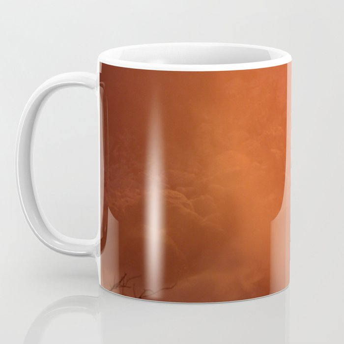 Hazy Niagara Falls Coffee Mug