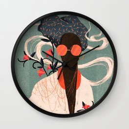 Kalemba I Wall Clock