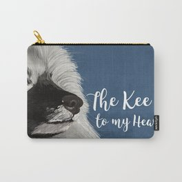 The Kee to my Heart Carry-All Pouch