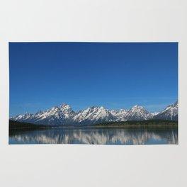 Grand Teton Reflection Rug