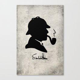 World's Greatest Detective Canvas Print