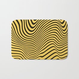 Tame Impala Currents Design Bath Mat