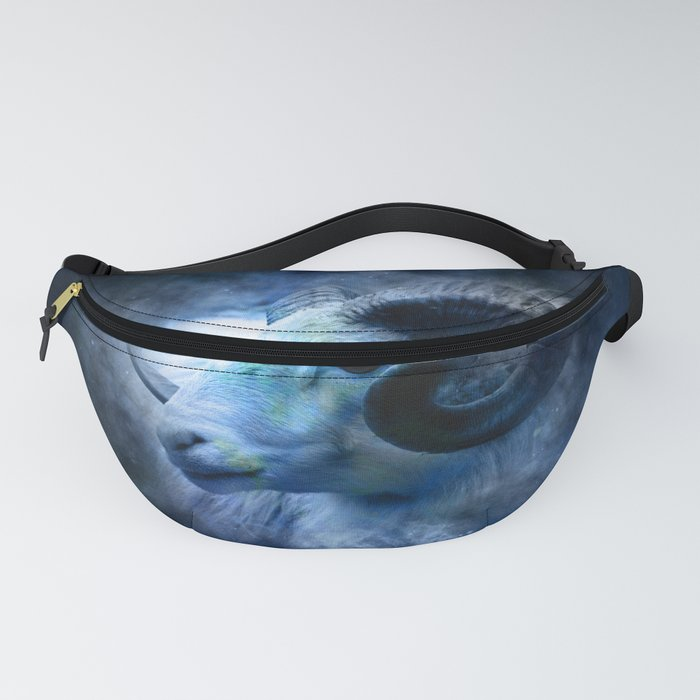 Ram in the Stars (Aries) Fanny Pack