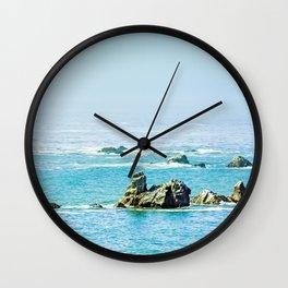 Sunny Oregon Wall Clock