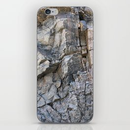 Cliff Hanger iPhone Skin