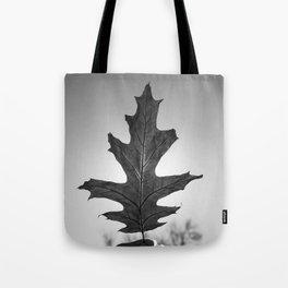 Dark Leaf 3 Tote Bag