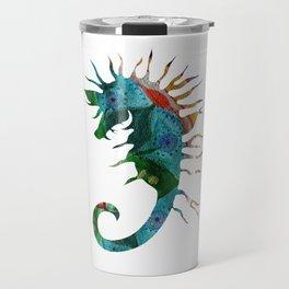 Seahorse Flow Travel Mug
