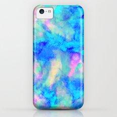 Electrify Ice Blue iPhone 5c Slim Case