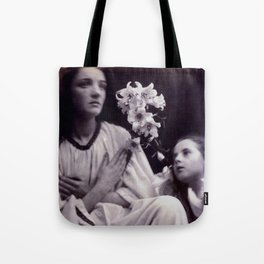 A Study after the manner of Francia Tote Bag