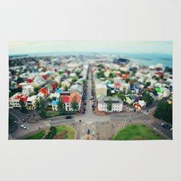 Reykjavik, Iceland Rug